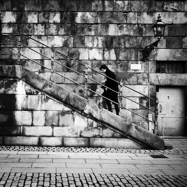 Urban Contrasts..