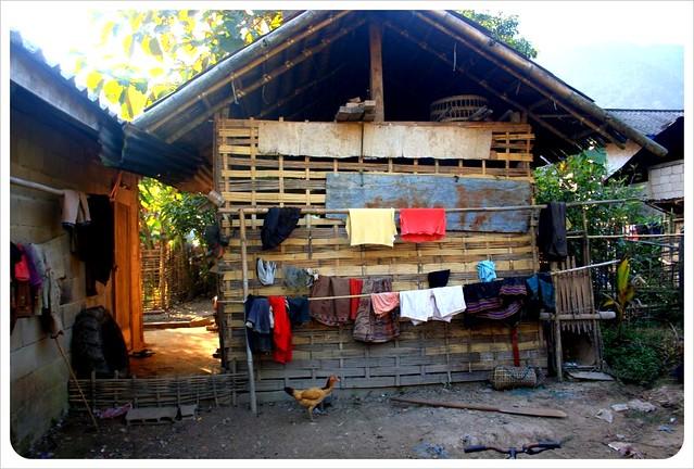village house muang ngoi neua