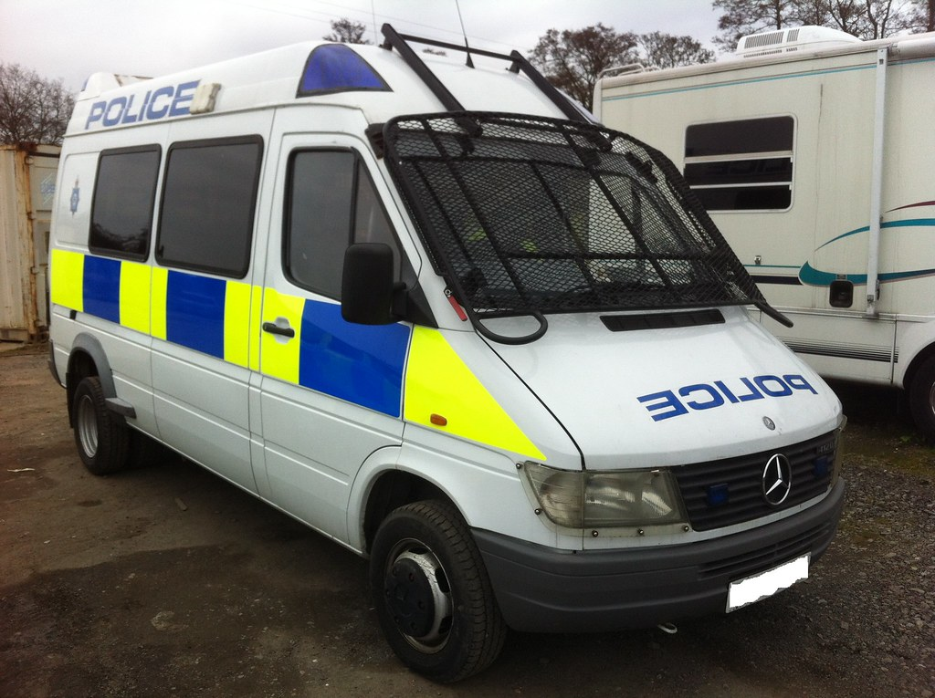 Police Car Hire Uk