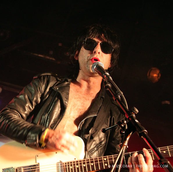 Hunx and His Punx @ Echoplex, LA 03/20/12