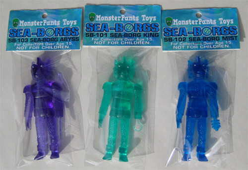 Monster Pants Sea-Borg Captains