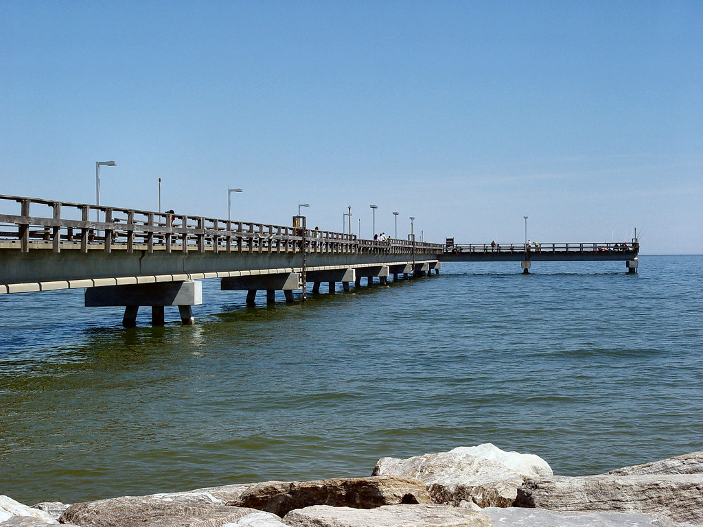 South county st mary 39 s county md tourism for Point lookout fishing pier