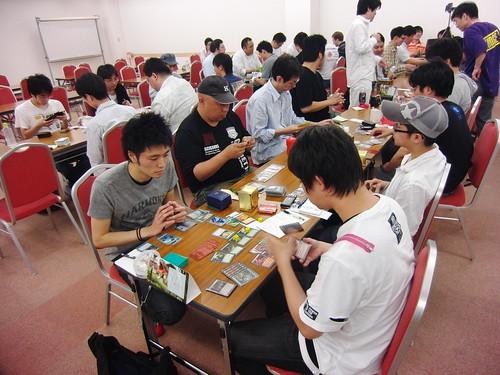 GPC Hiroshima #7 : Hall