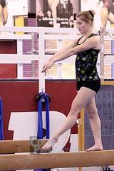 TWU Gymnastics Practice [Margaret]