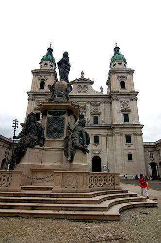 Salzburg Historic District 薩爾斯堡歷史城區