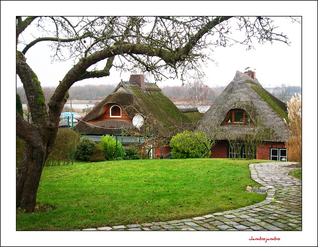 Le case dei pescatori - The houses of the fishermans