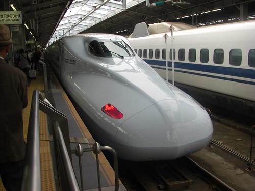 新幹線さくら Shinkansen Sakura