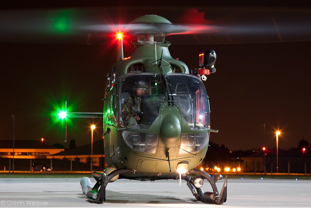 Eurocopter EC 135 (271) from the 302 Squadron, Irish Air C