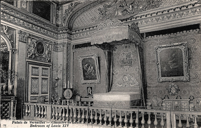 Versailles 2 chambre de louis xiv flickr photo sharing for Chambre louis xiv