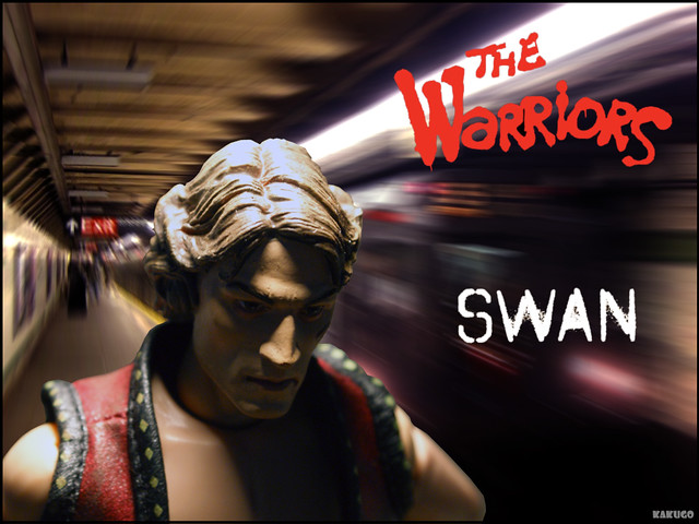 The Warriors - Swan - Mezco 2008