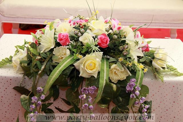 Wedding Reception Centerpieces Hire : Wedding hire table decorations