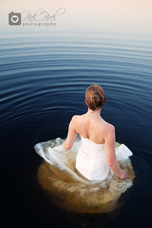 Trash the dress~