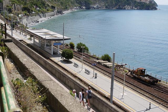 Corniglia 車站