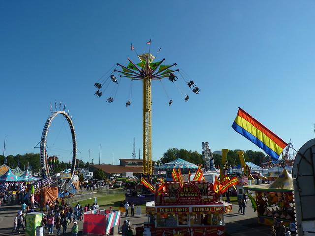 NC State Fair Starts This Week