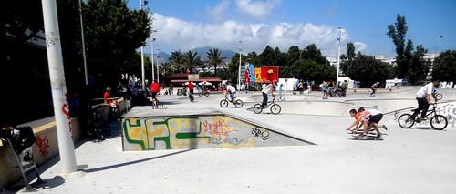 Fuengirola Graffiti by justblazemedia
