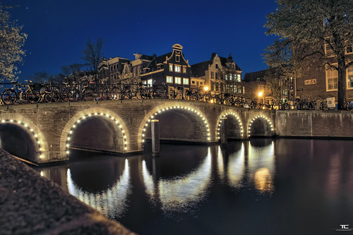 Amsterdam's lights