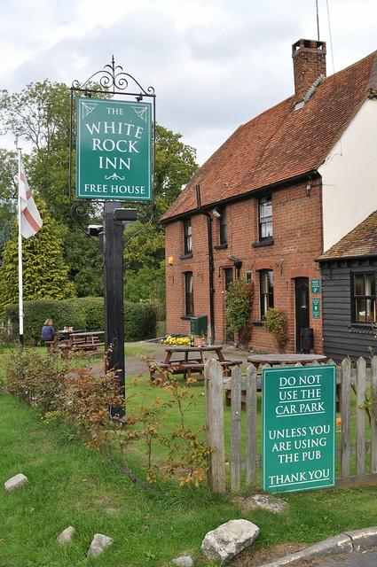 The White Rock Inn