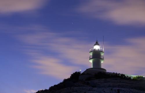 Faro del Cabo de la Huerta