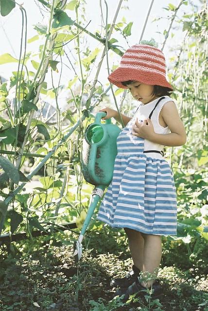 *little farmer