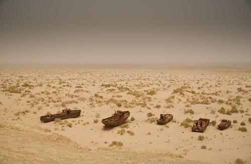 Mar de Aral VIII
