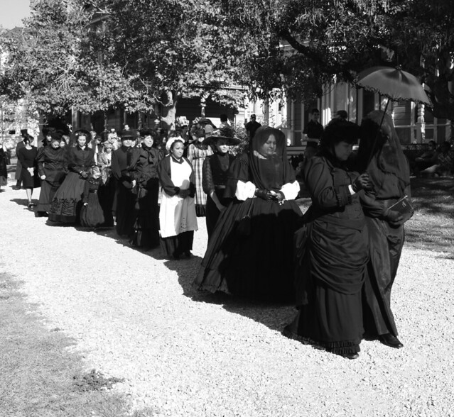 Victorian Funeral Procession | Flickr - Photo Sharing!