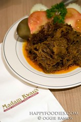 Malaysia - Madam Kwan's Beef Rendang