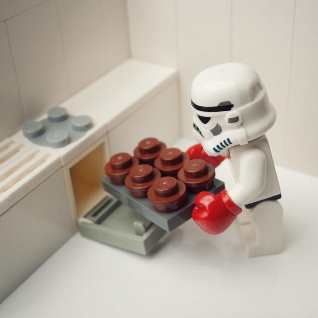 Imperial Cupcakes