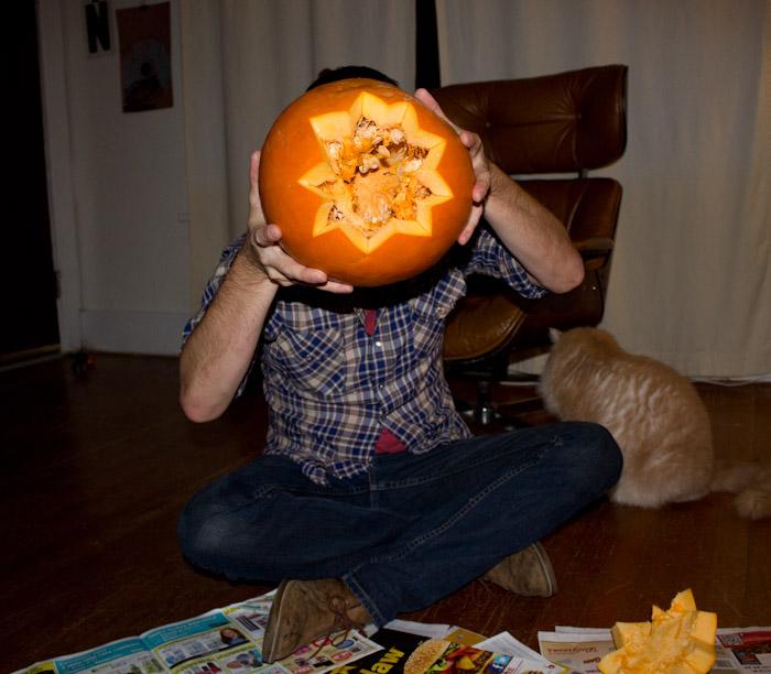 Andrew's Pumpkin.