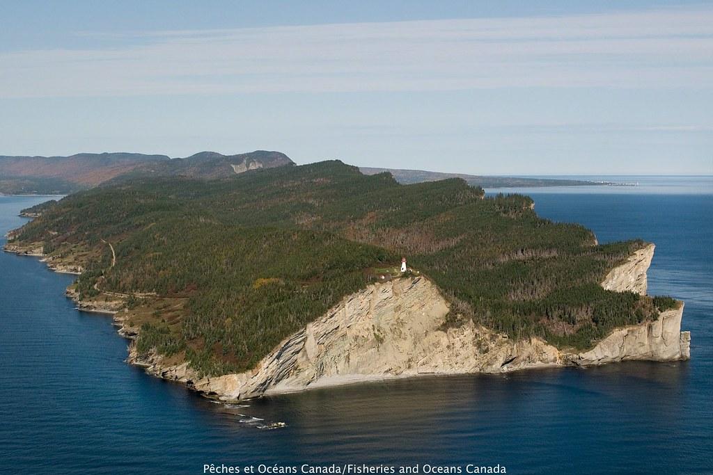 Phare de Cap Gaspé/Cap Gaspé Lighthouse