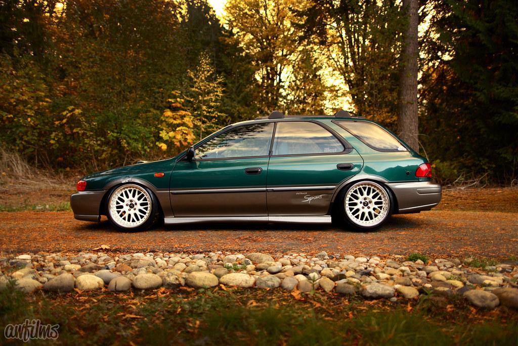 Fs For Sale 1999 Subaru Outback Sport Slammedhellaflush Nasioc