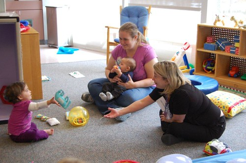 A Visit to the Pennino Day Care Center