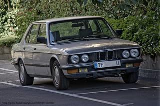 1985 BMW 5 [E28]