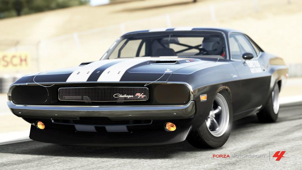 MSM Team Garage Form -1970 Dodge Challenger R/T (Hero Car) 6331556503_300e57f803_b