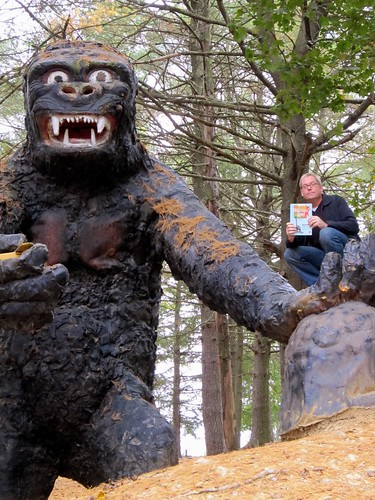 Dinosaur Land King Kong