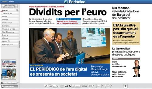 e-Periódico 11-11-11