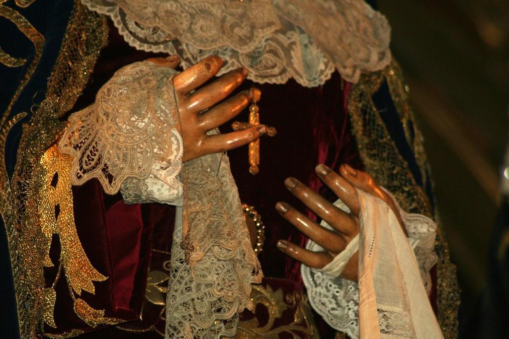 Hermandad de la Quinta Angustia de Sevilla, Jueves Santo 2011 d