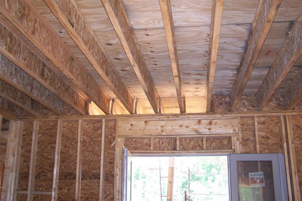Insulation problem area gallery for Floor joist insulation