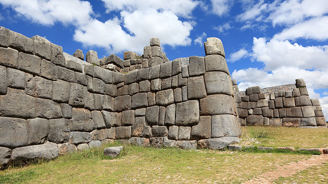 Walls of Sacsayhuamán