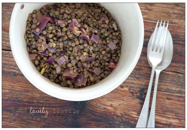 lovely lentils