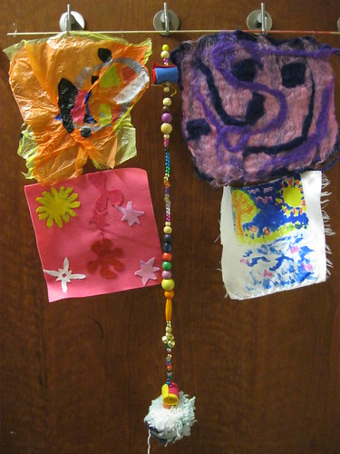 Textile Hangings 002