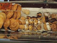 meal(0.0), baker(0.0), baking(1.0), bread(1.0), baked goods(1.0), bakery(1.0), food(1.0), dish(1.0), pã¢tisserie(1.0), dessert(1.0), danish pastry(1.0),
