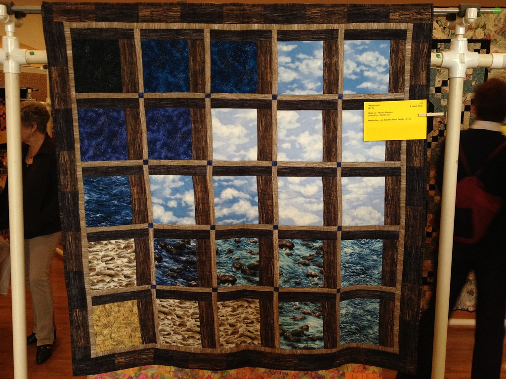 Attic Window Quilts