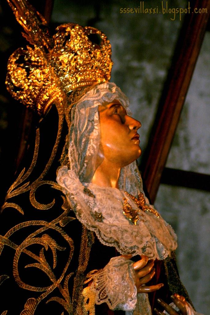 Hermandad de la Quinta Angustia de Sevilla, Jueves Santo 2011 5