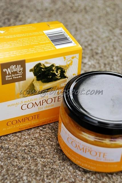 Mango & Madras Curry Compote