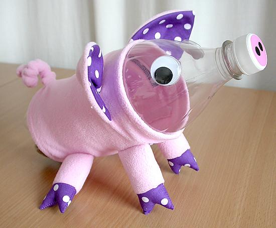 Свинка игрушки своими руками