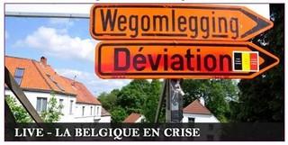 La Belgique de nouveau en crise