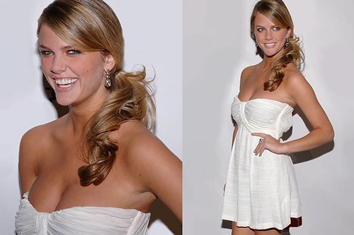 Brooklyn-Decker-vestido-corto