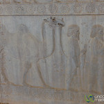 Apadana Palace Reliefs of Subject Nations - Persepolis, Iran