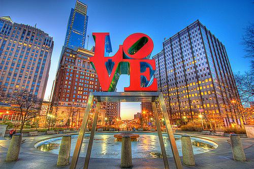 费城(Philadelphia)LOVE