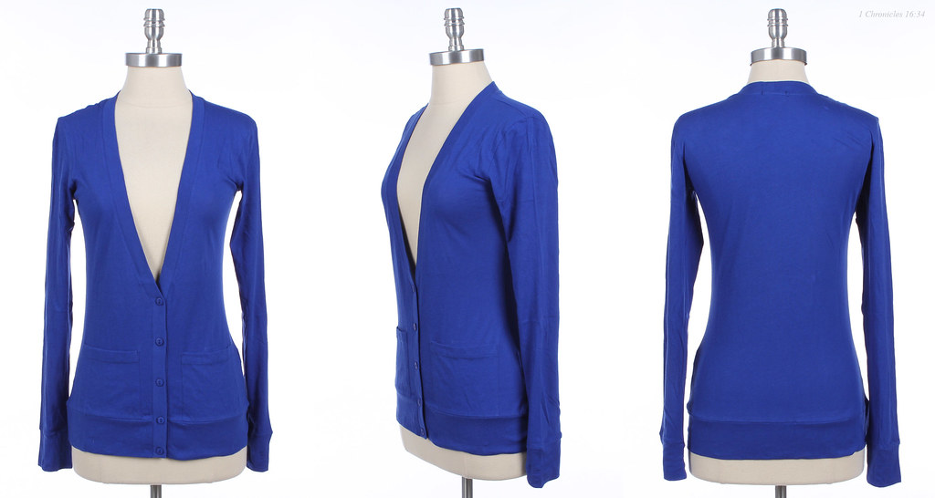 CC0023-31 (100% COTTON) Royal Blue 01- vv